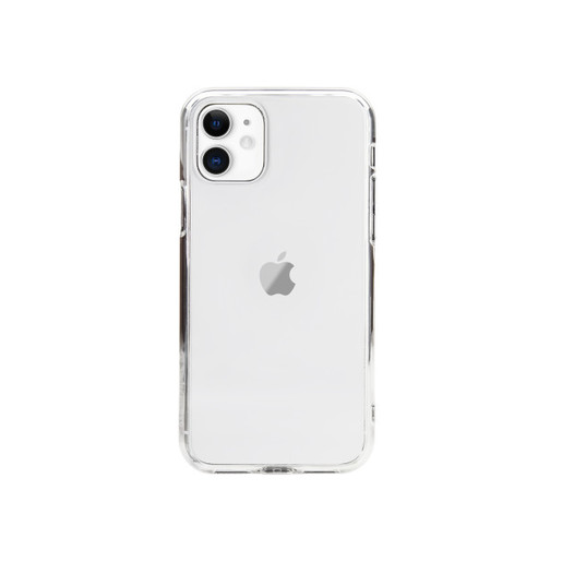 Чехол SwitchEasy Crush для iPhone 11. Материал пластик. полиуретан. Цвет прозрачный.