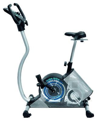 Вертикальный велотренажер Daum Electronic Ergo Bike Vita 3