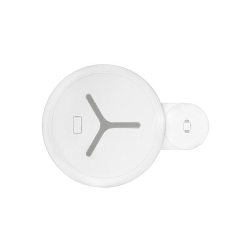 Rombica Беспроводное зарядное устройство Rombica NEO Qwatch White - White