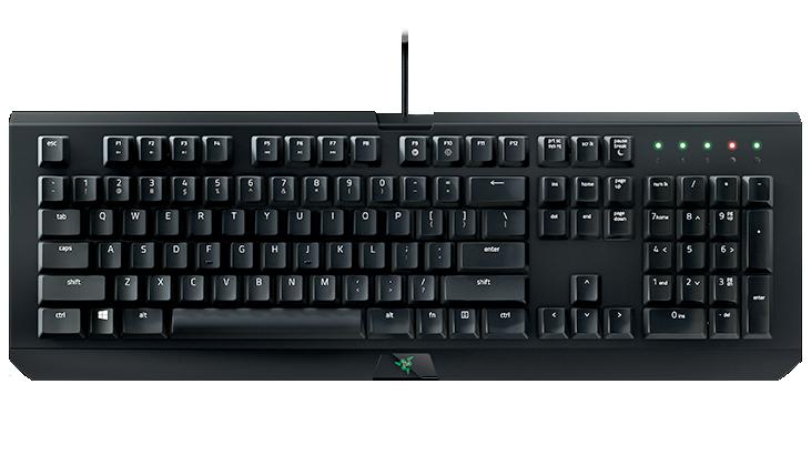 Механическая клавиатура Razer BlackWidow X (Black)