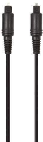 Belkin Digital Optical Audio 2 м (F3Y092BF2M) - оптический кабель (Black)