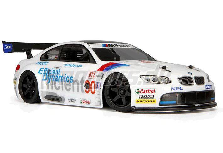 HPI Racing Радиоуправляемая машина Туринг 1/10 - RTR NITRO 3 - 2.4GHz (кузов BMW M3)