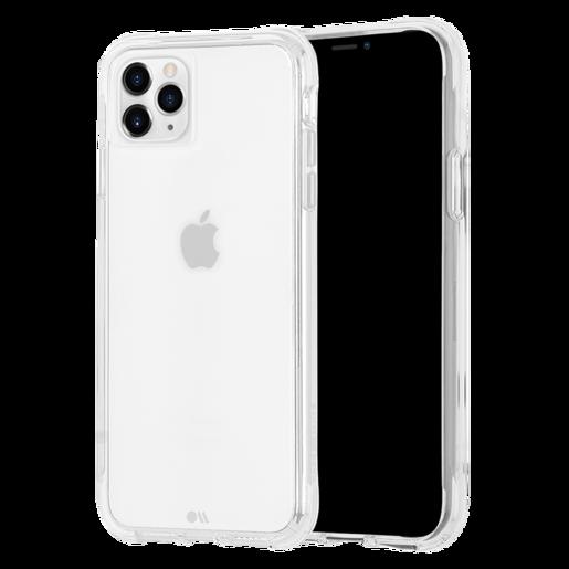 Чехол Case-Mate Tough для iPhone 11 Pro. Цвет прозрачный.