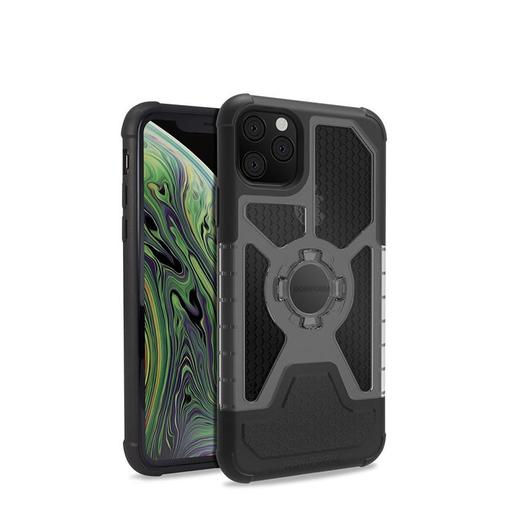 Чехол Rokform Crystal Wireless для iPhone 11 Pro со встроенным неодимовым магнитом. Материал: поликарбонат. Цвет: черный. Rokform Crystal Wireless Case for iPhone 11 Pro - Black