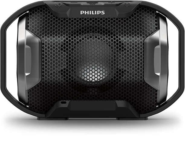 Портативная акустика Philips SB300B/10