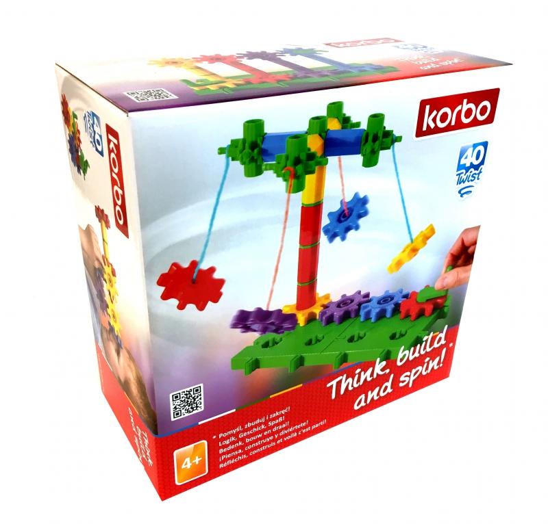 Конструктор Korbo 40 Twist
