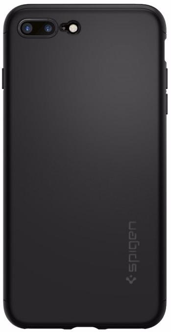 Spigen Thin Fit 360 (043CS21101) - чехол для iPhone 7 Plus (Black)
