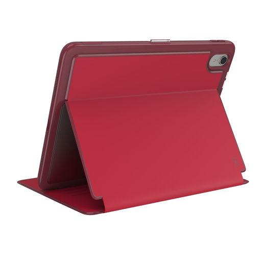 """Чехол-книжка Speck Presidio Pro Folio для iPad Pro 11"""". Материал: полиуретан/пластик. Цвет красный."""
