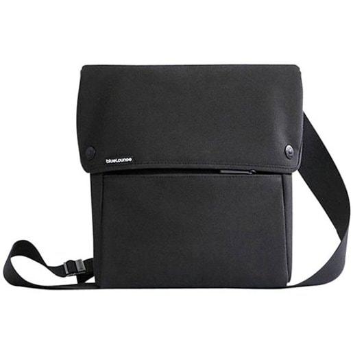 """Сумка Bluelounge iPad Sling Bag для планшета до 11"""" дюймов. Цвет черный."""