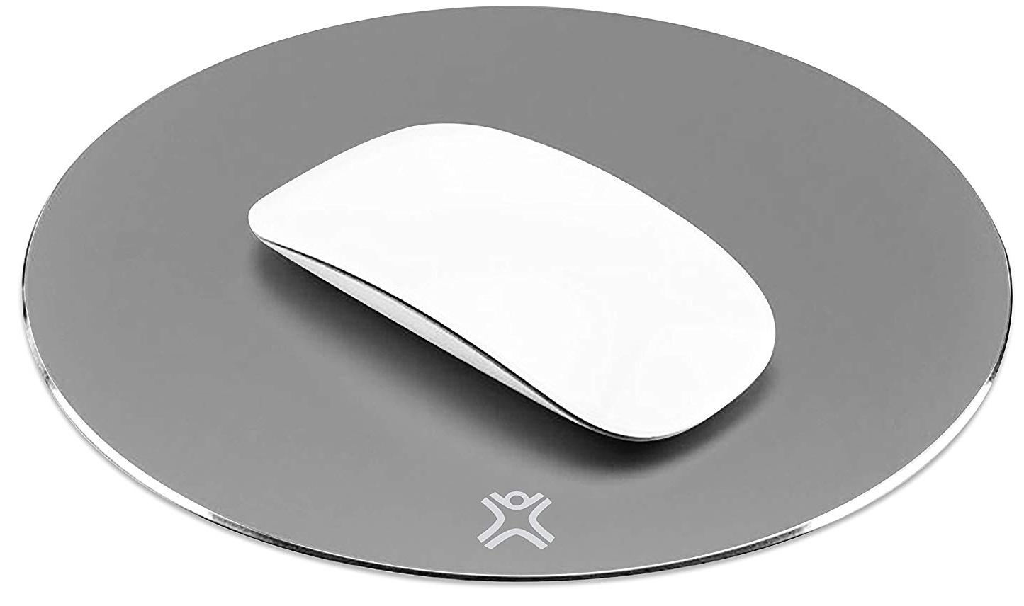 Коврик для мыши Xtrememac Aluminum Mouse Pad XM-MPR-GRY (Space Grey)