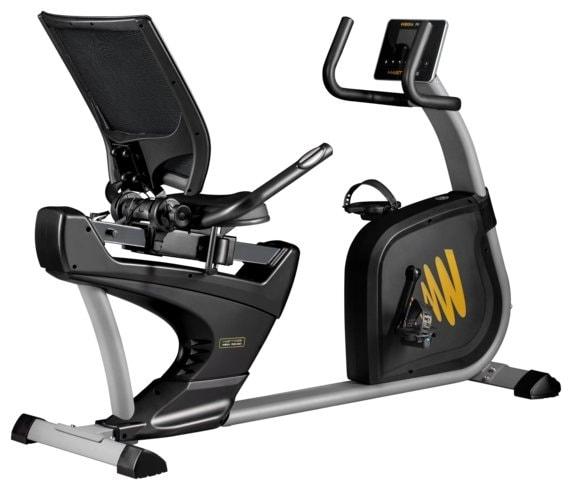 Горизонтальный велотренажер Hasttings Wega RS400