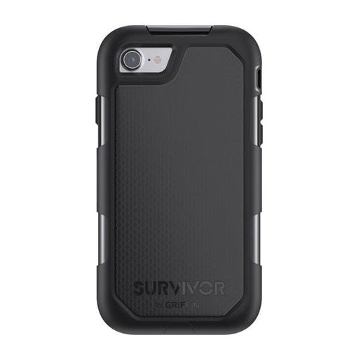 Чехол Griffin Survivor Summit для iPhone 7. Материал пластик. Цвет черный.