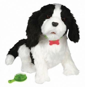 Радиоуправляемая собака WowWee Alive Perfect Puppy Bella (White)