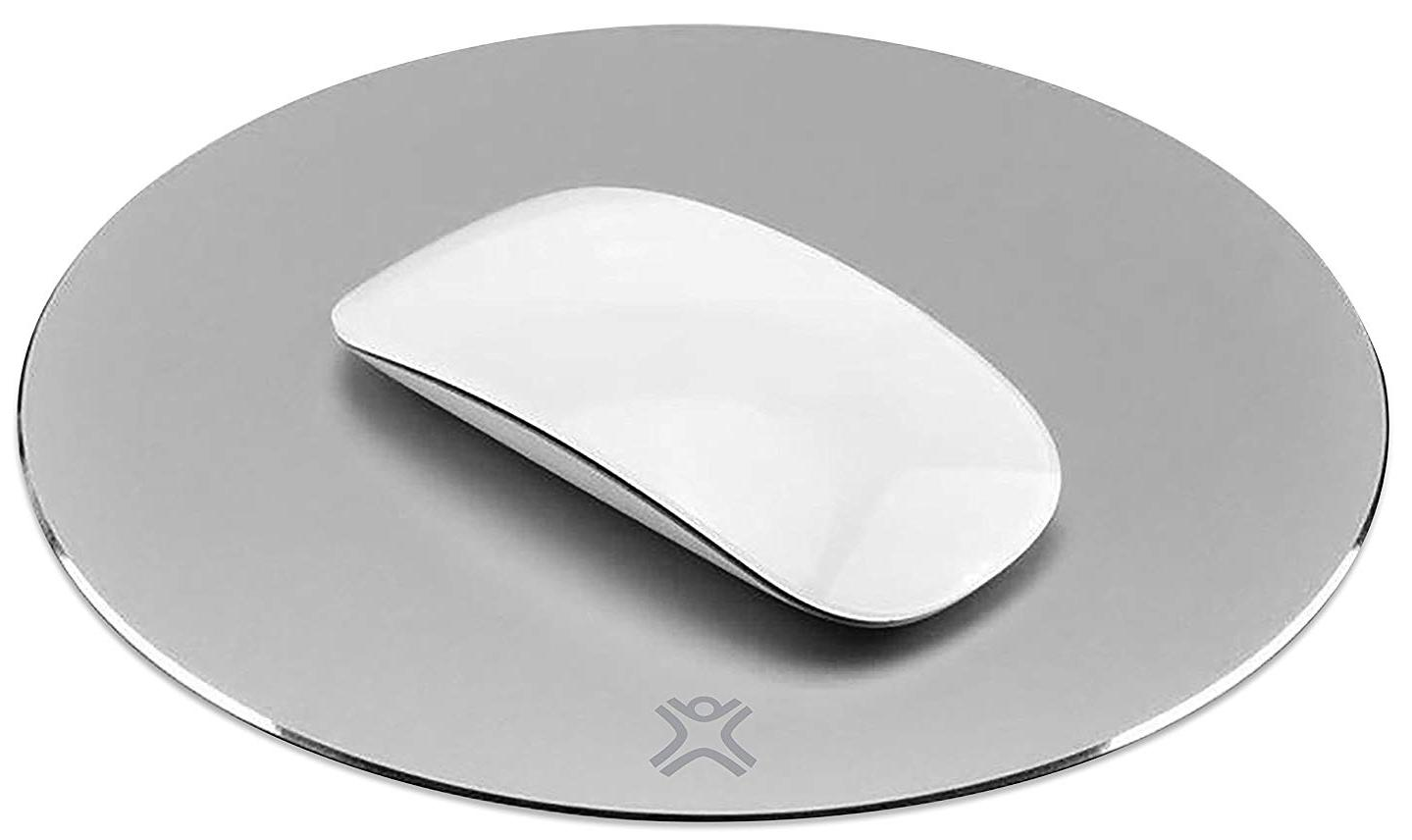 Коврик для мыши Xtrememac Aluminum Mouse Pad XM-MPR-SLV (Silver)