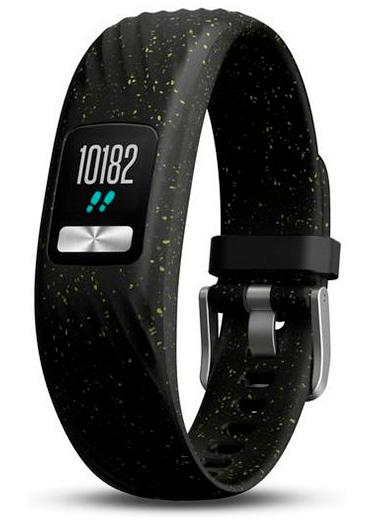 Фитнес-трекер Garmin VivoFit 4 S/M 010-01847-12 (Black Speckle)