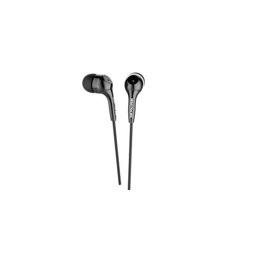 Наушники iFrogz EarPollution проводные вставные. Цвет серый.