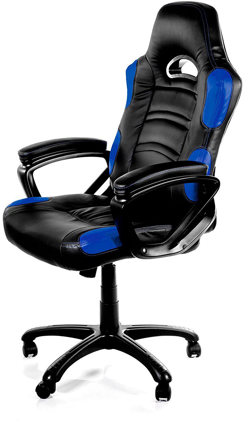 Компьютерное кресло Arozzi Enzo (Blue)