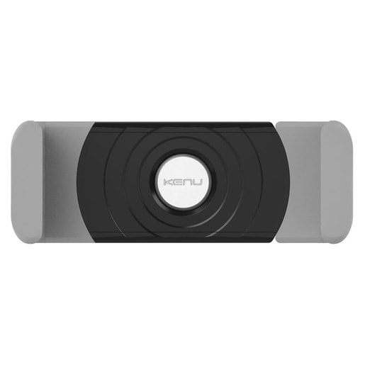 """Автомобильный держатель Kenu Airframe для мобильных устройств размер экрана до 5"""", пластиковый, Цвет: черный."""