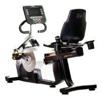 Горизонтальный велотренажер Pulse Fitness 250G Fusion