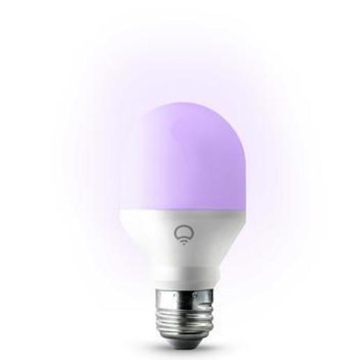 Умная светодиодная лампа LIFX Mini, A19. Цоколь E27.
