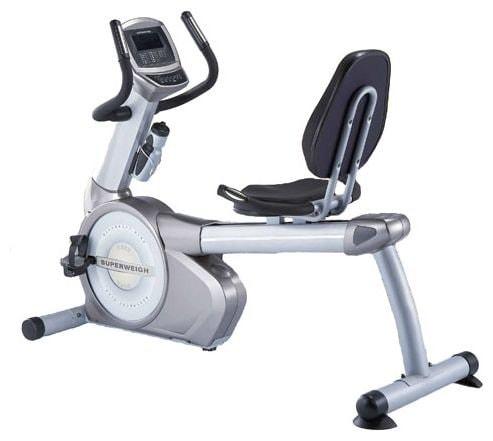 Горизонтальный велотренажер SEG 9366