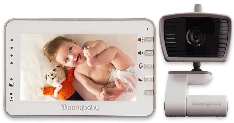 Видеоняня Moonybaby (55933)