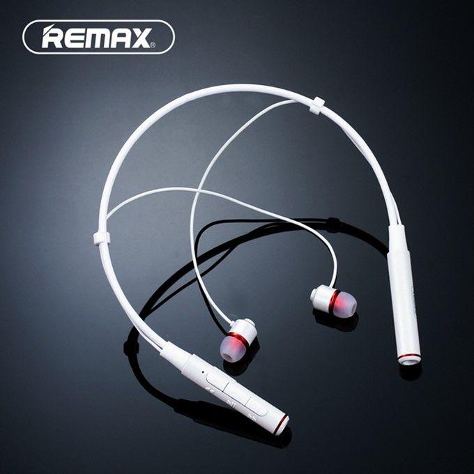 Спортивные стереонаушники REMAX Neckband с Bluetooth (белый)