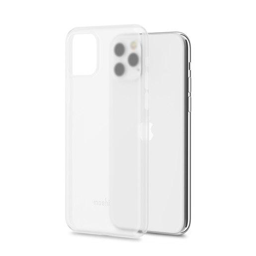 Чехол Moshi SuperSkin для iPhone 11 Pro. Цвет прозрачный матовый.