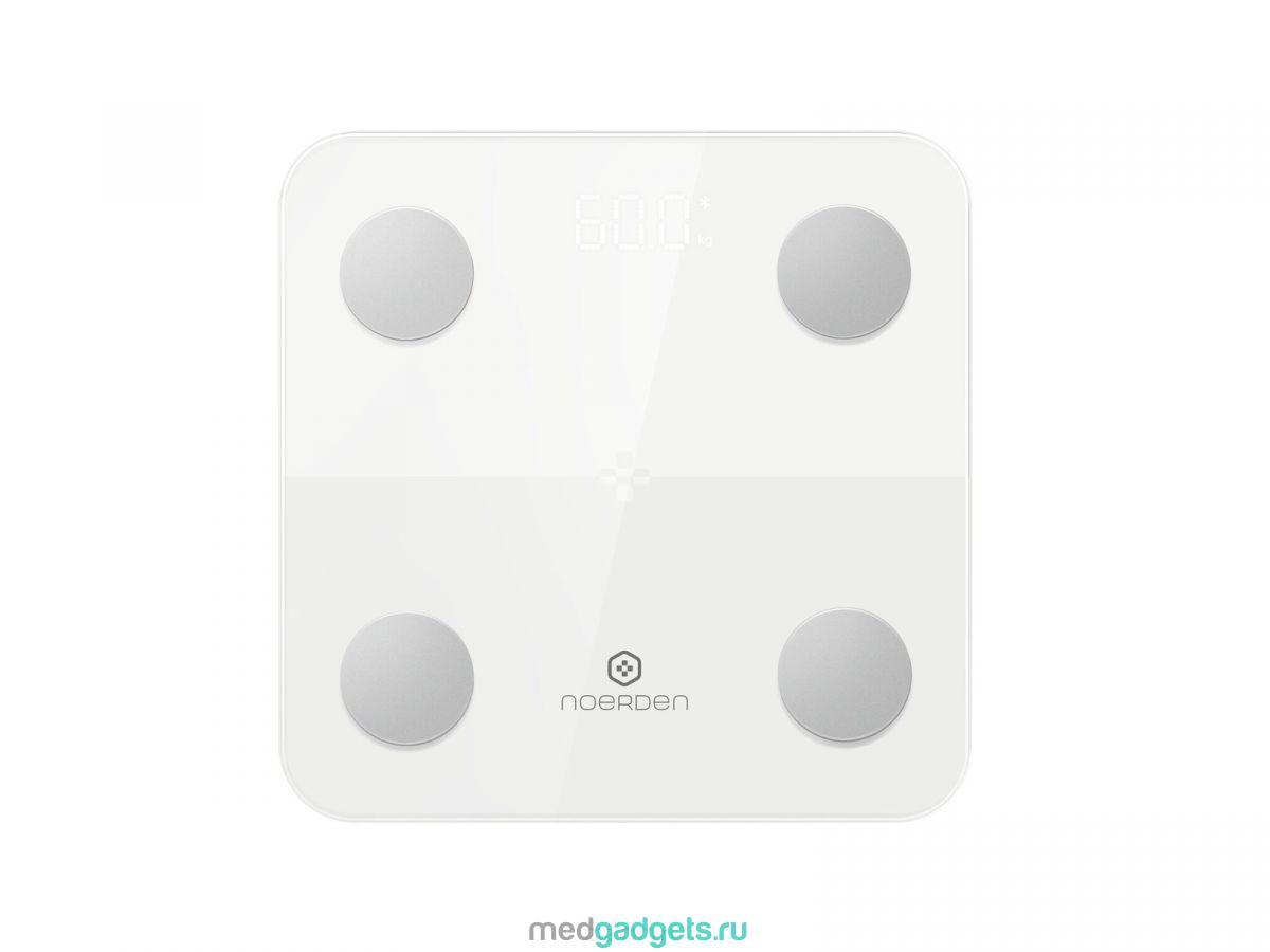 Напольные весы Noerden MINIMI, белый