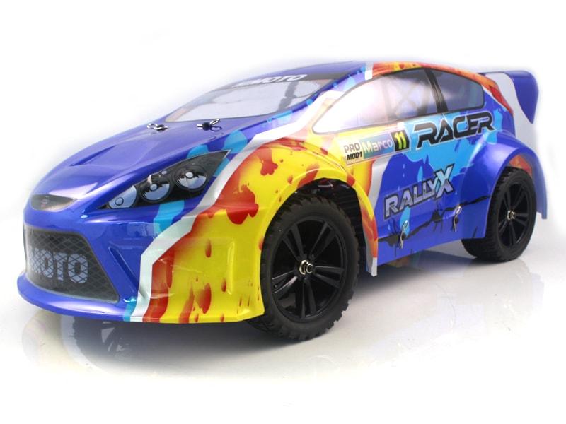 Iron Track Rally RTR, Влагозащита, Аккумулятор, З/У