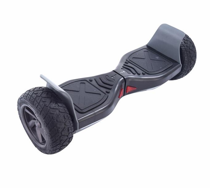 Гироскутер Motion Pro Gyro Scooters 9 дюймов Внедорожный Серый