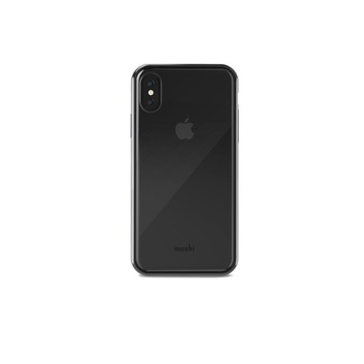 Чехол Moshi Vitros для iPhone X. Материал пластик. Цвет черный.