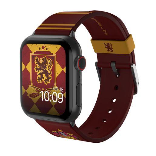 Ремешок MobyFox Harry Potter - Gryffindor, красный (для Apple Watch, все размеры)