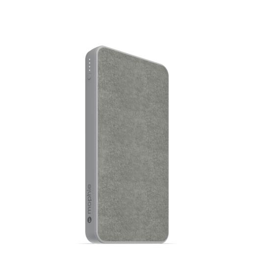Внешний портативный аккумулятор Mophie PowerStation 2019. Емкость 10000 мАч. Цвет серый.
