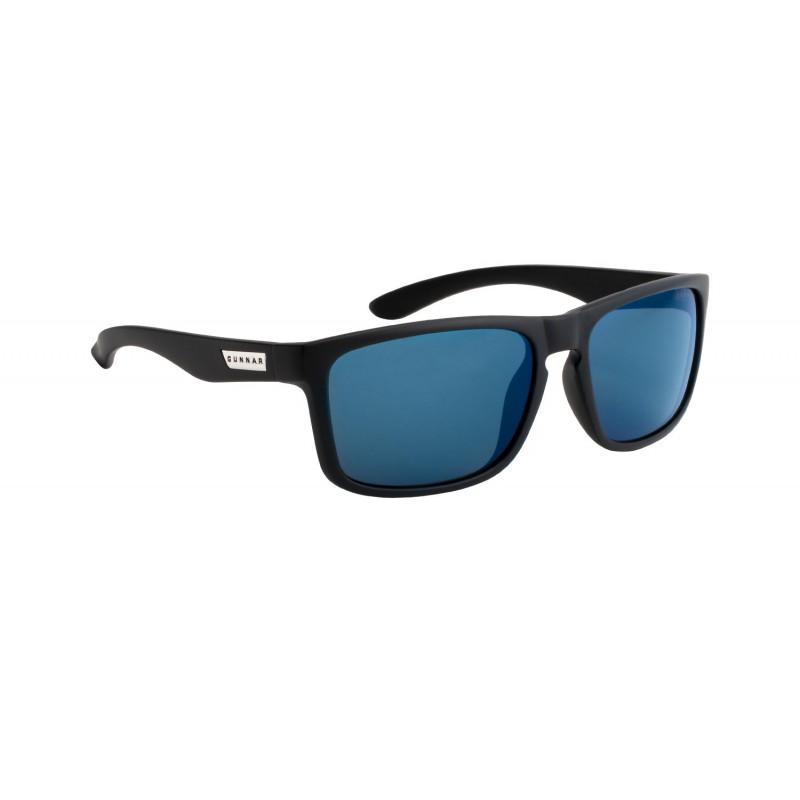 Солнцезащитные очки GUNNAR Circ INT-00111, Onyx