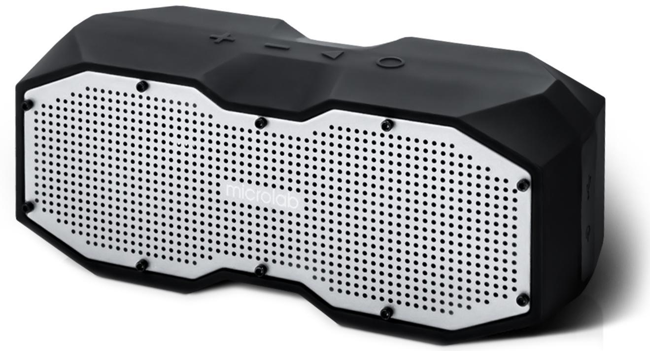 Bluetooth-колонка Microlab D25 (Black)