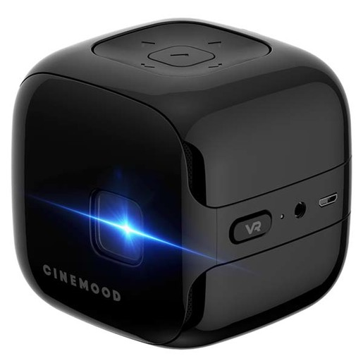 CINEMOOD Storyteller VR Портативный проектор с карточкой с промо-периодом 1 мес
