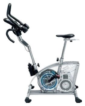 Вертикальный велотренажер Daum Electronic Ergo Bike 8008 TRS 3