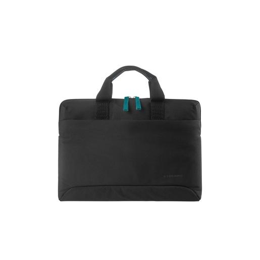 Сумка для ноутбука Tucano Smilza Supeslim Bag 15'', цвет черный  Tucano Smilza Supeslim Bag 15'' Black