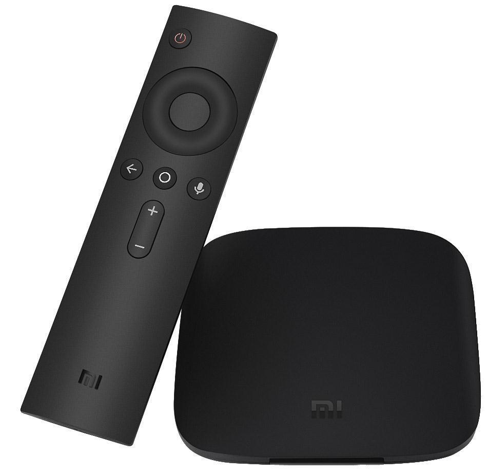 ТВ-приставка Xiaomi Mi TV Box 3 4K (Black)