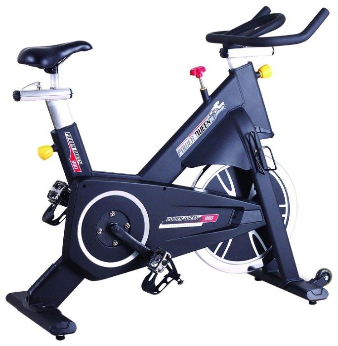 Вертикальный велотренажер Kraft Fitness PQ880