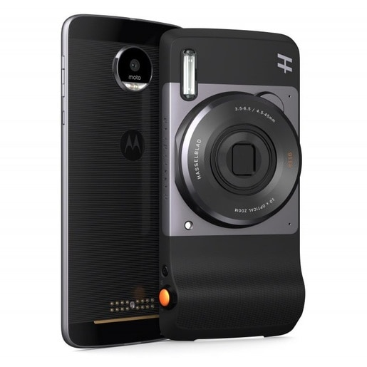 Камера MOTO Hasselblad True Zoom (ASMRCPTBLKEU)