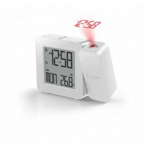 Проекционные часы Oregon Scientific RM338-P (белый)