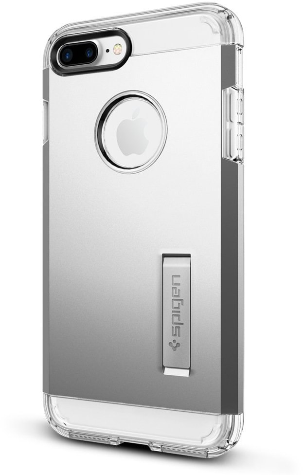 Spigen Tough Armor (043CS20681) - чехол для iPhone 7 Plus (Satin Silver)