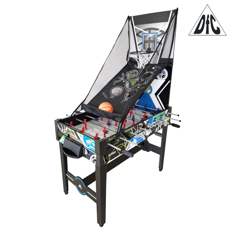 """Игровой стол - трансформер DFC FESTIVAL2 48"""" 12 в 1"""