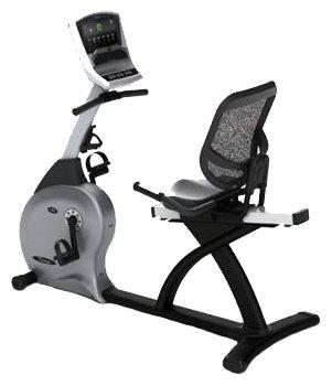 Горизонтальный велотренажер Vision Fitness R20 Touch