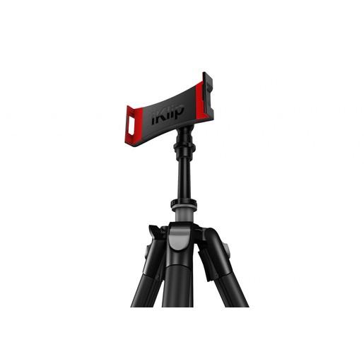 Подставка-тренога IK Multimedia iKlip 3 Video настольная для планшета. Материал пластик/сталь.