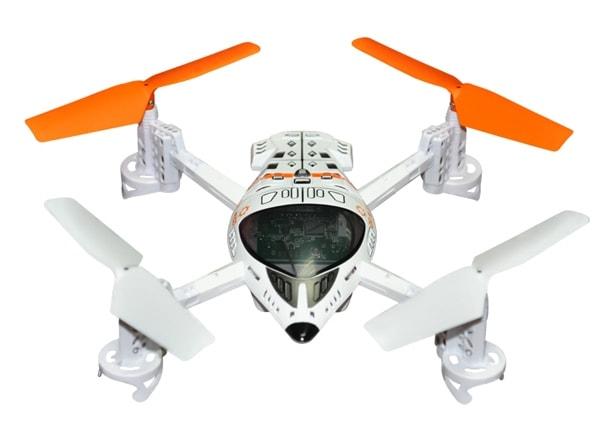 Walkera Радиоуправляемый Квадрокоптер QR W100S +DEVO F4
