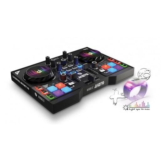 Полнофункциональный DJ пульт Hercules DJControl Instinct P8 с полным спектром функций