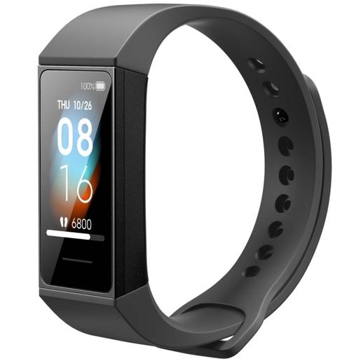 Фитнес-браслет XIAOMI Mi Smart Band 4C (черный)